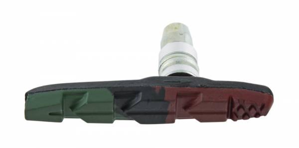 ProMax V-Bremsschuhe 3-farbig