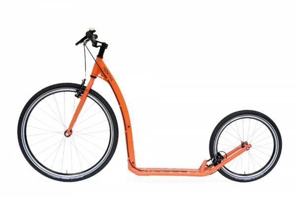 Kostka Tour Max, pastel orange