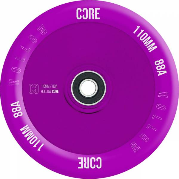 Core Hollow V2 Disc Wheel 110, purple