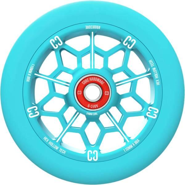 Core Hex Hollow Wheel 110, blue