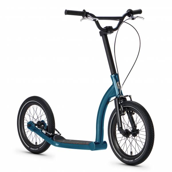 SwiftyAIR MK2, Dirt Scooter in atlantic blue