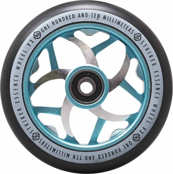 Striker Essence Cores 110mm Wheel V3 - teal
