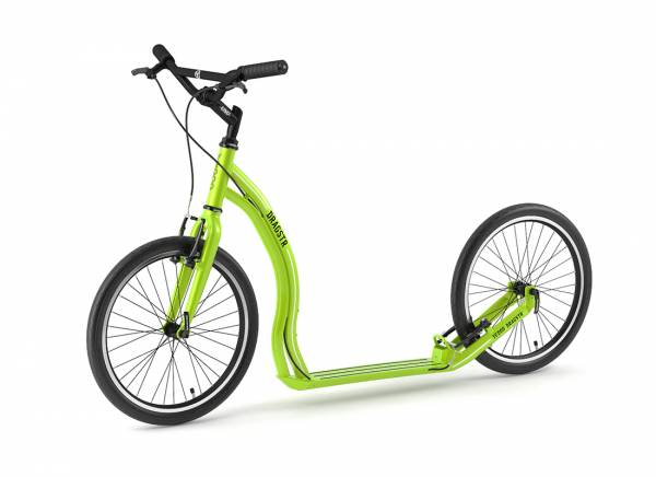 Yedoo Dragstr 20/20 Alu, green
