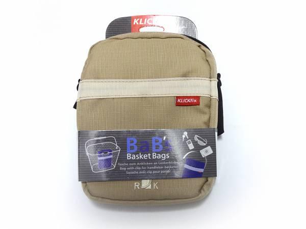 KlickFix Basket Bags