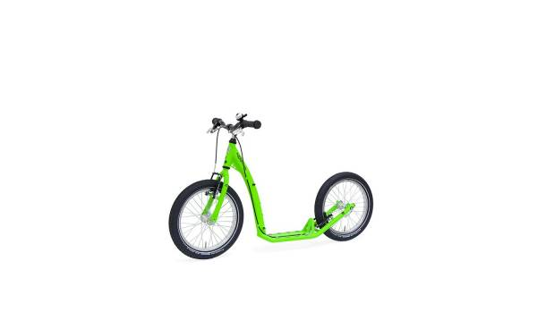 Kostka Street KID, 16/16, neon green