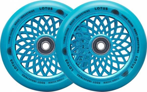 Root Industries Lotus Wheels 110 mm - blue