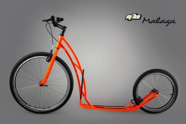 Mibo Malaga, orange