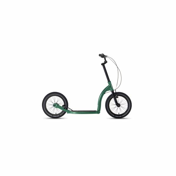 SwiftyAIR MK2, Dirt Scooter in forest green