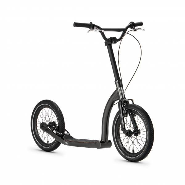 SwiftyAIR MK2, Dirt Scooter in black anthracite