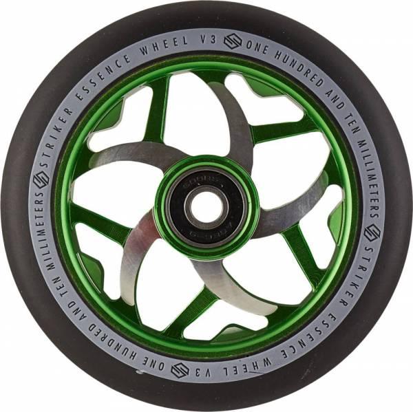 Striker Essence Cores 110mm Wheel V3 - green