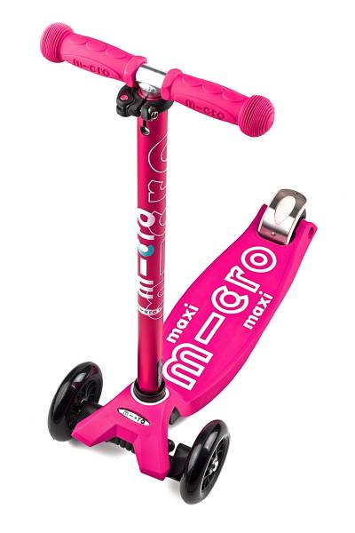 Micro Maxi deluxe mit T-Lenker, pink
