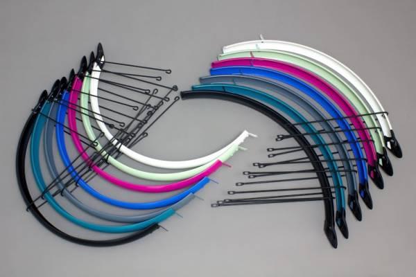 Mibo Schutzblech-Set für GT, pink