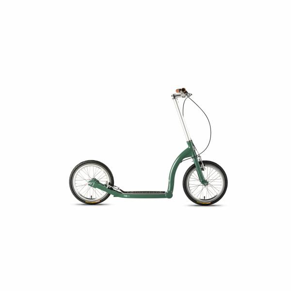 SwiftyZERO MK2, Excercise/Fitness Scooter in forest green