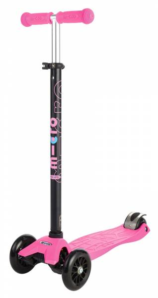 Micro Maxi mit T-Lenker, pink