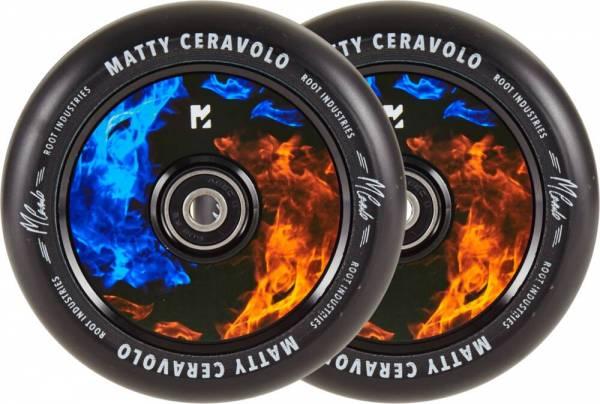 Root Industries AIR Wheels 110 mm - fire / Matty Ceravolo