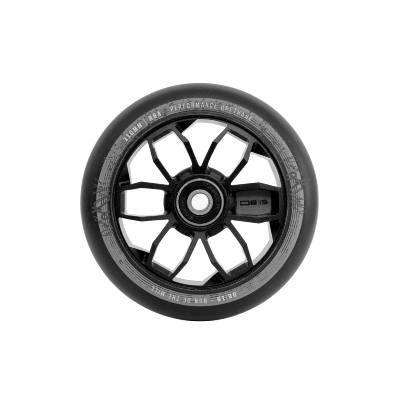 0815 Rolle, schwarz, 110 mm