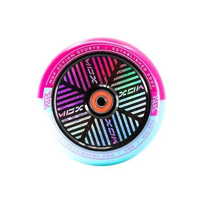 MGP Corrupt Hollow 120 mm Wheel - pink-blue