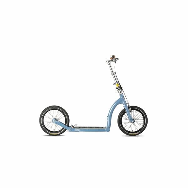 SwiftyONE MK3, faltbarer Kick Scooter in echo blue