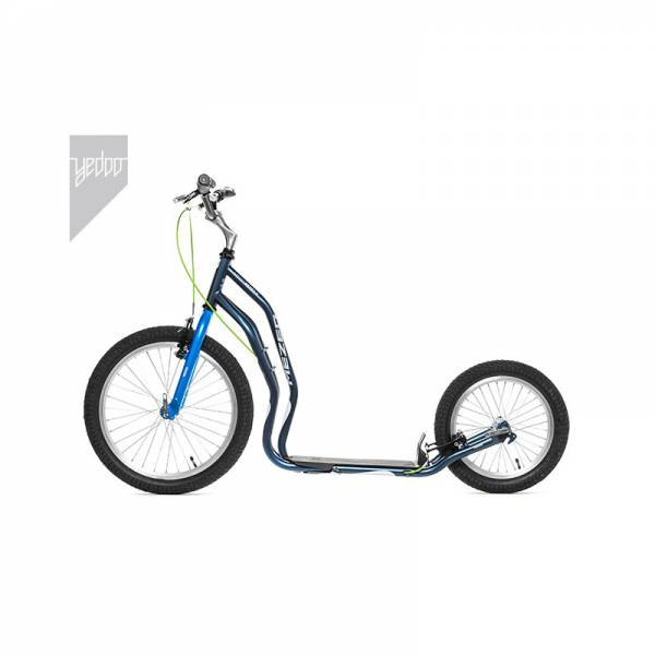 Yedoo New Mezeq, V-Brake, 20/16, grey-blue