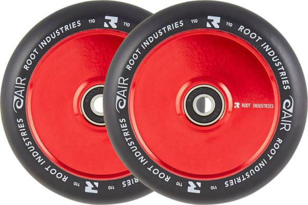 Root Industries AIR Wheels 110 mm - rot