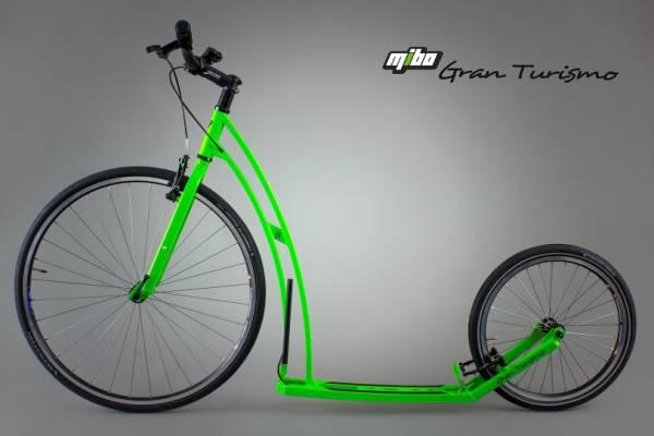 Mibo GT Gran Turismo, grün