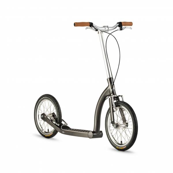 SwiftyZERO MK2, Excercise/Fitness Scooter in black anthracite
