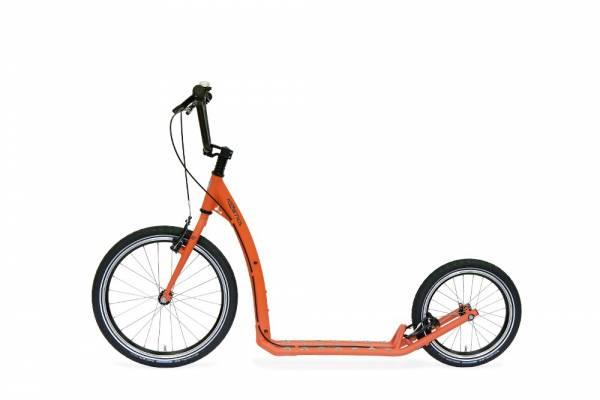 Kostka Hill Max, pastel orange